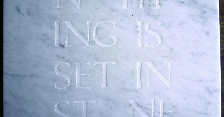 nothing is set in stone cecilia white featured