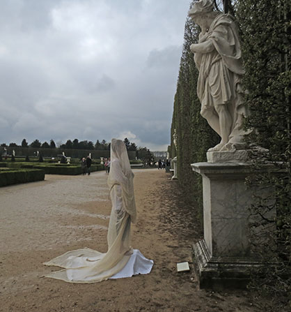 breathing space: versailles_cecilia white 2014